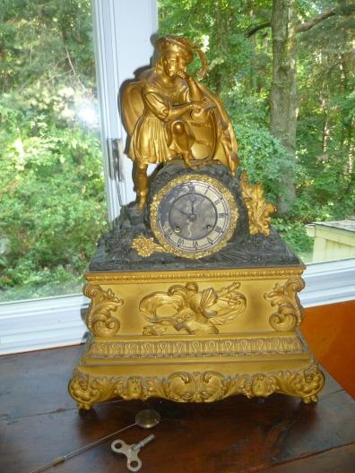 The Romeo  Clock